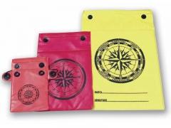Porta documentos impermeables