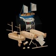 Kit 3 pesqueros
