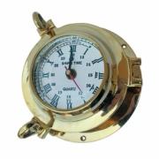 Reloj ojo de buey Ø 15 cm
