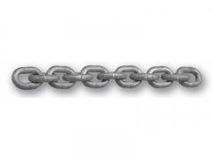 Cadena calibrada galvanizada